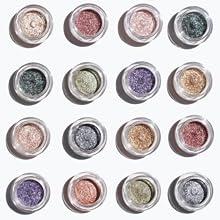 eyeshadow glitter pigments makeup