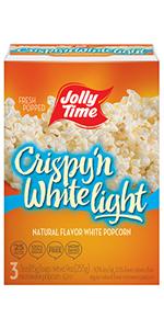 Crispy N' White Light