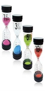 4 Set Sand Hourglass