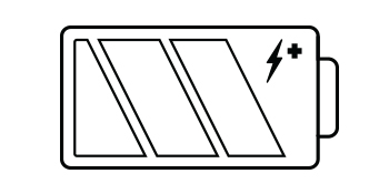 Laptop Charging Icon