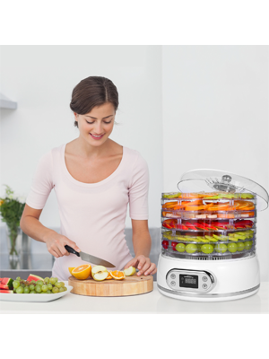Electric Dehydrator for Fruit Meat Vegetable Dog Treats