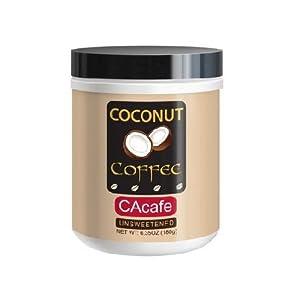 Coconut Keto Matcha Tea