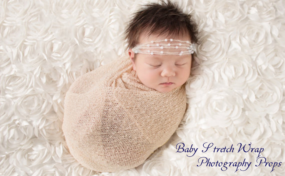 beige baby wraps
