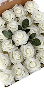 Artificial Roses Flowers