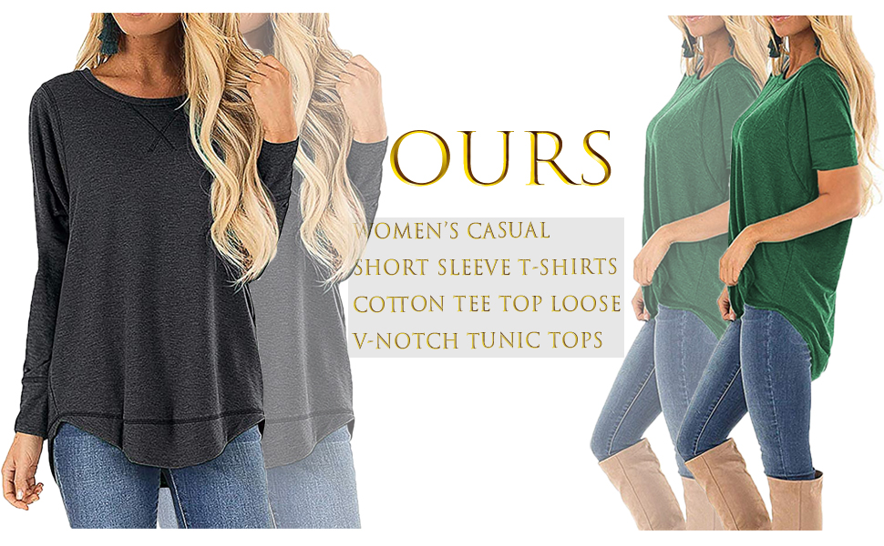 short sleeve t shirts