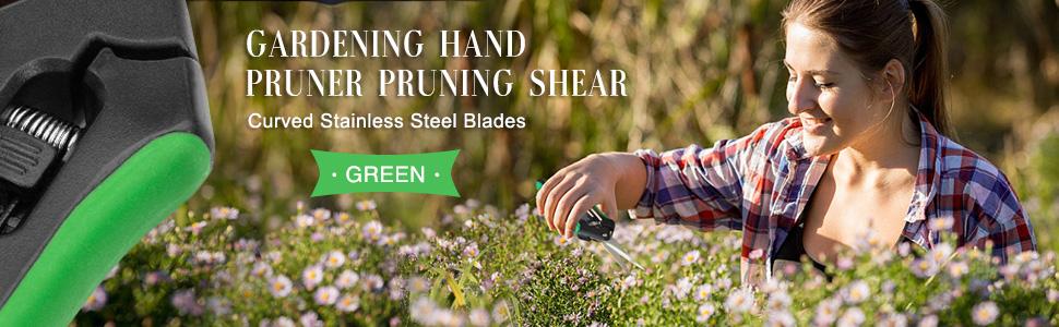 LDK Garden Hand Pruner