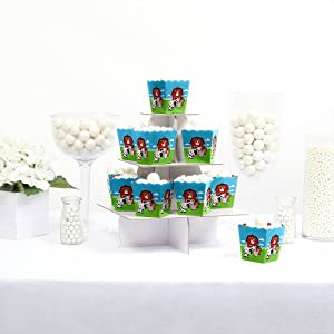 Farm Animals Barnyard Baby Shower Birthday Bday Party Candy Boxes
