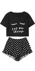pajamas party loungewear