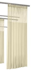 pinch pleat hospital curtain