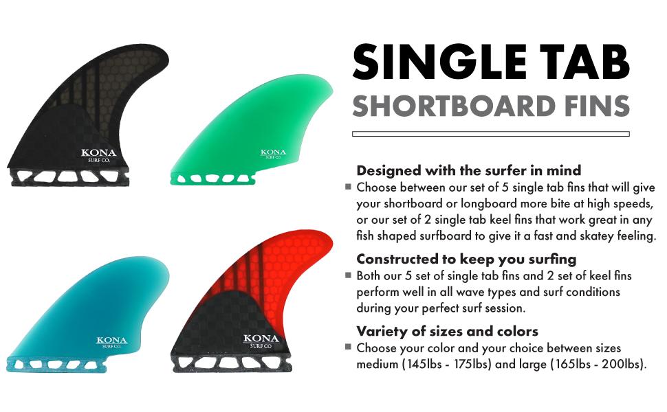shorboard fins