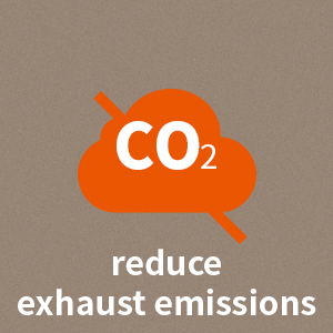 reduce exhaust emissions