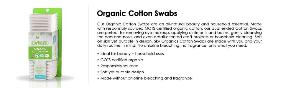 Sky Organics_Cotton Swabs