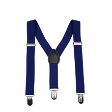 bluw suspenders