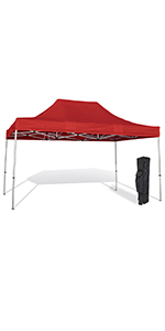canopy tent 10x15 tailgate festival market stall beach sun shade backyard home outdoor indoor show