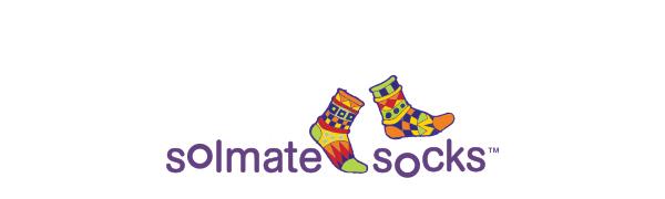 Solmate socks logo