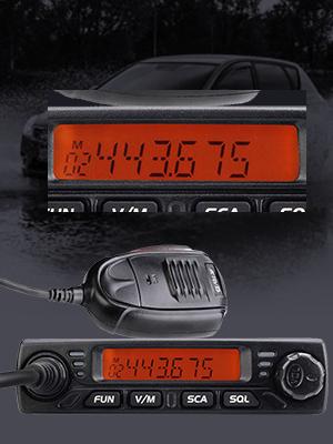 mobile radios