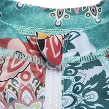 Essentials Girls' UPF 50 Zip Up Long Sleeve Swim Tee