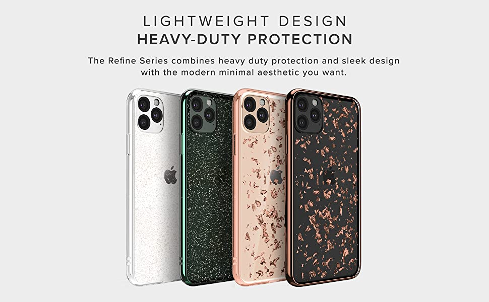 ZIZO REFINE iPhone 11 Pro Max. Lightweight Design Heavy-Duty Protection.