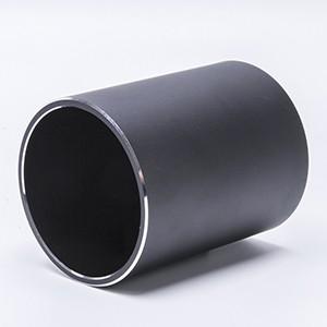 Black Aluminum Pen Holder
