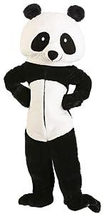 panda, bear, zoo, mascot, costume