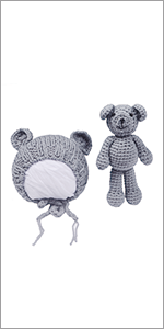 cute bear toy set
