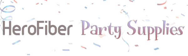 Herofiber party supplies