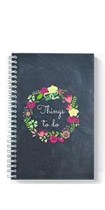 Get It Done spiral notebook