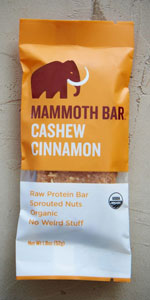 Cashew Cinnamon
