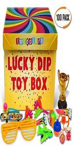 100PCS Party Favor Toys