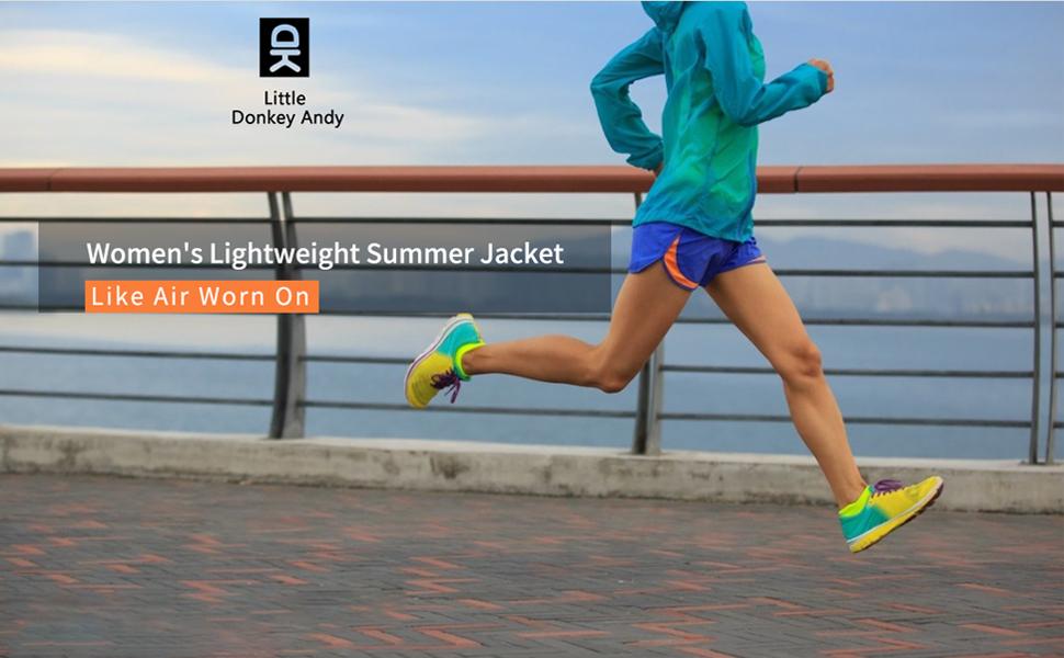 women lightweight summer jacket