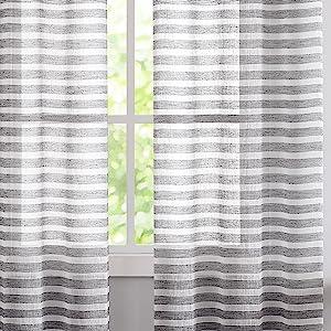 grey curtains,short curtains 24 inch