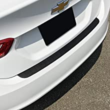 Image Displaying Bumper Cover Fully Installed On Vehicle