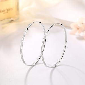 earrings hoop for women