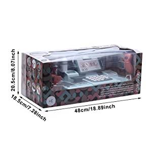 product box size