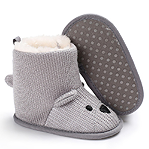 Winter Snow Bowknot Boots