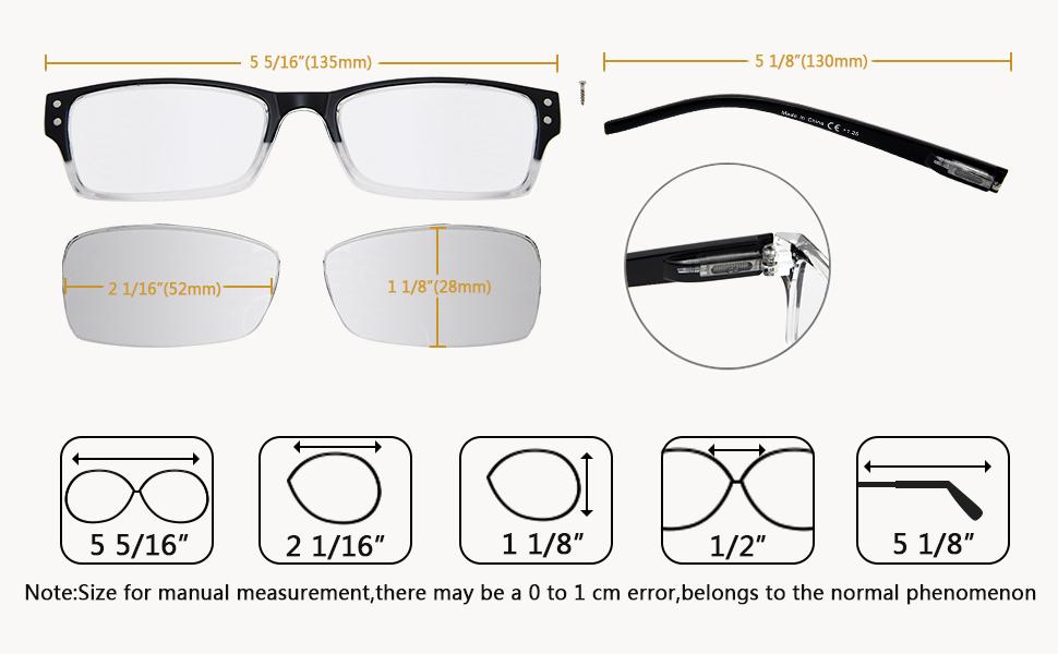 stylish reading glasses