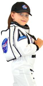 Astronaut Deluxe Costue