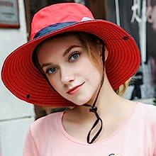sun shade hats for women