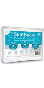 pillow case protector