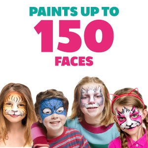 Kraze FX Face paint paint up to 150 faces