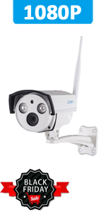 1080P HD Security Camera