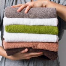 White Towel Se