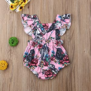 Baby Romper Summer Clothes