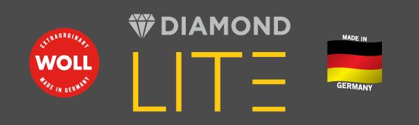 WOLL Diamond Lite Logo