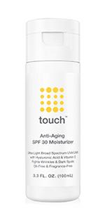 Anti-Aging SPF 30 Moisturizer