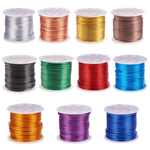 jewelry aluminum wire