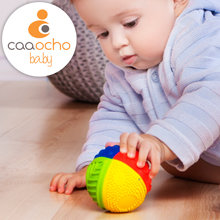 natural rubber sensory balls for babies sensory development play bpa free pvc free safe