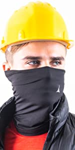 cycling neck gaiter for men and women face mask protects you from the dust and wind