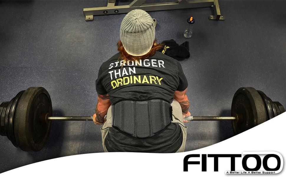 Weight Lifting Belt for Men and Women Weightlifting Belt with Flexible Ultra-light Foam Core
