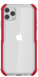 iPhone 11 Pro Max Bumper Case Crystal Clear TPU Shockproof Heavy Duty Protection Tough Armor Cover